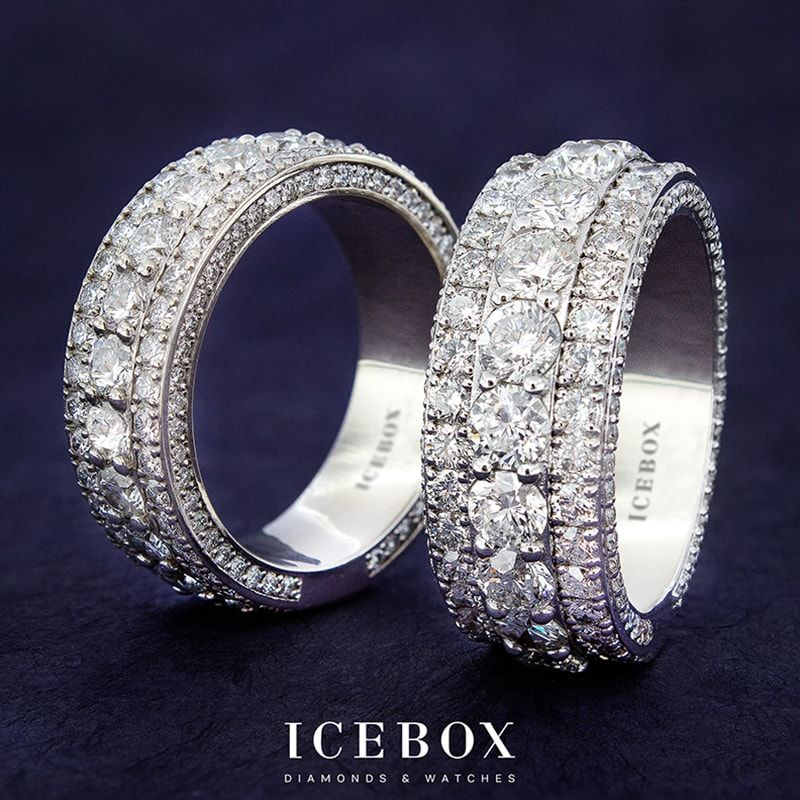Pin by Icebox Diamonds & Watches on Rings | Pinterest ...