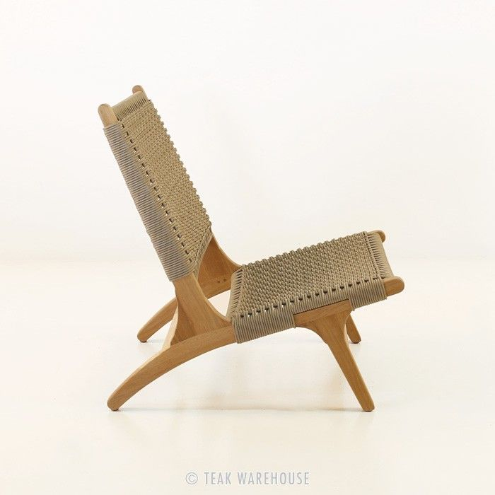 Tokio Teak Relaxing Chair Ghế