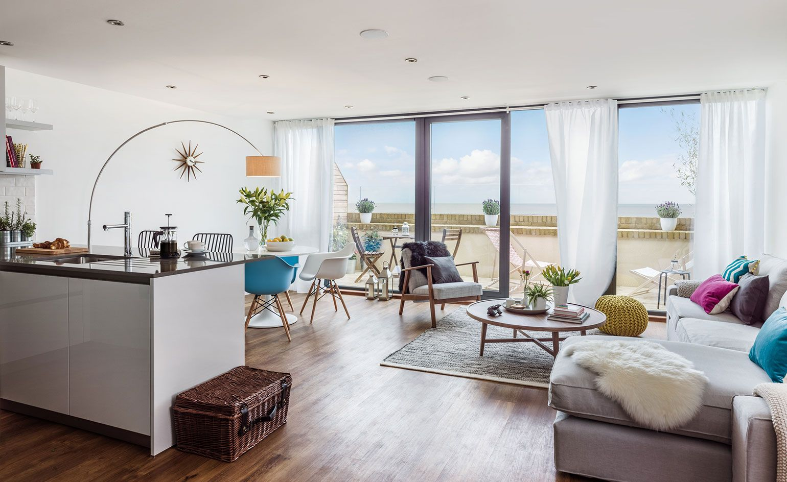 seaside living a margate housing development is inspired by beach