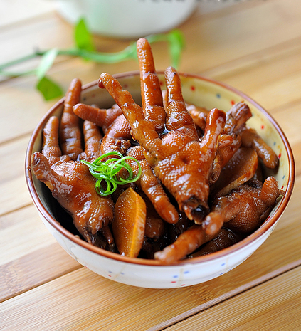 how to make chinese chicken feet recipe