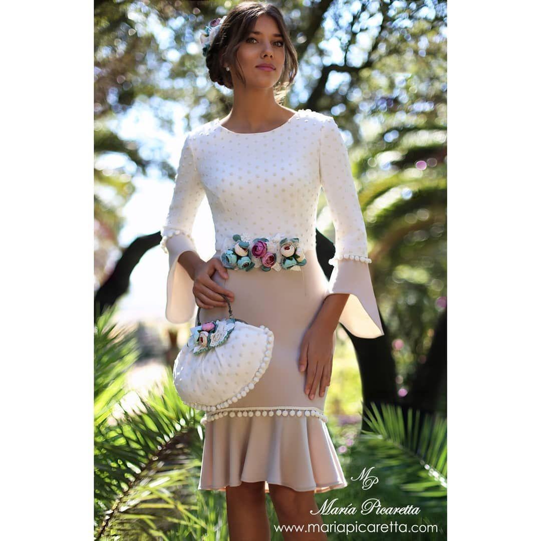 Nueva Colección Para Mamás De Comunión 2019 Próximos Showrooms Murcia Jaén Valencia Bad Vestidos De Cóctel Vestidos Coctel Maria Picaretta Vestidos