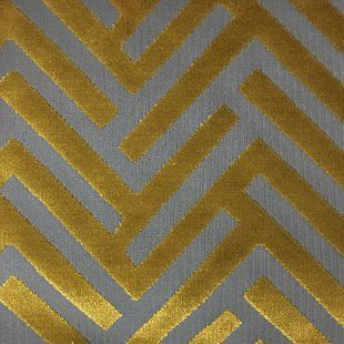 Darby Home Co Tammara Cotton Duck Fabric #velvetupholsteryfabric