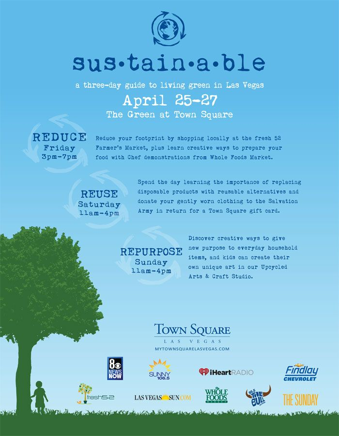 sus•tain•a•ble : A three-day guide to living green in Las Vegas.  Join us along with all of the wonderful Fresh 52 Vendors Friday, April 25, 2014 from 3pm-7pm. sus•tain•a•ble at Fresh52 Farmers & Artisans Market @Patty Townsend Square, 6605 S. Las Vegas Blvd, Las Vegas NV 89119 @fresh52 Farmers & Artisan Market #sustainable #buylocal #dogtreats #fresh52 #organic #LasVegasStrip #Vegas