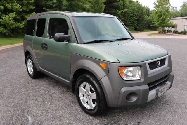 Car Brand Auctioned Honda Element Ex Awd 2004 Car Model Honda
