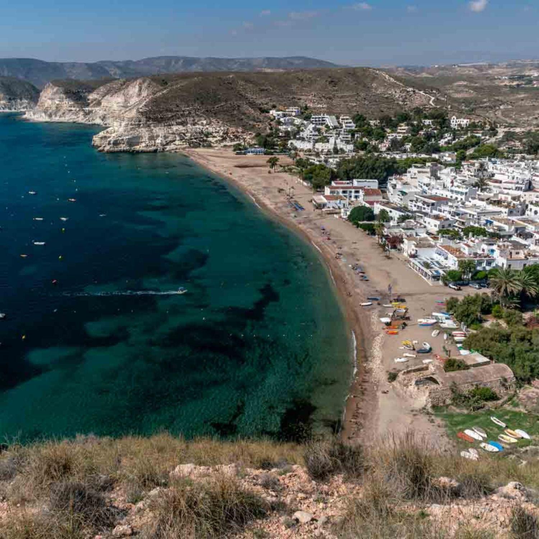 Agua Amarga Cabo De Gata Cabo De Gata Almeria Cabo De Gata Playa De Arena