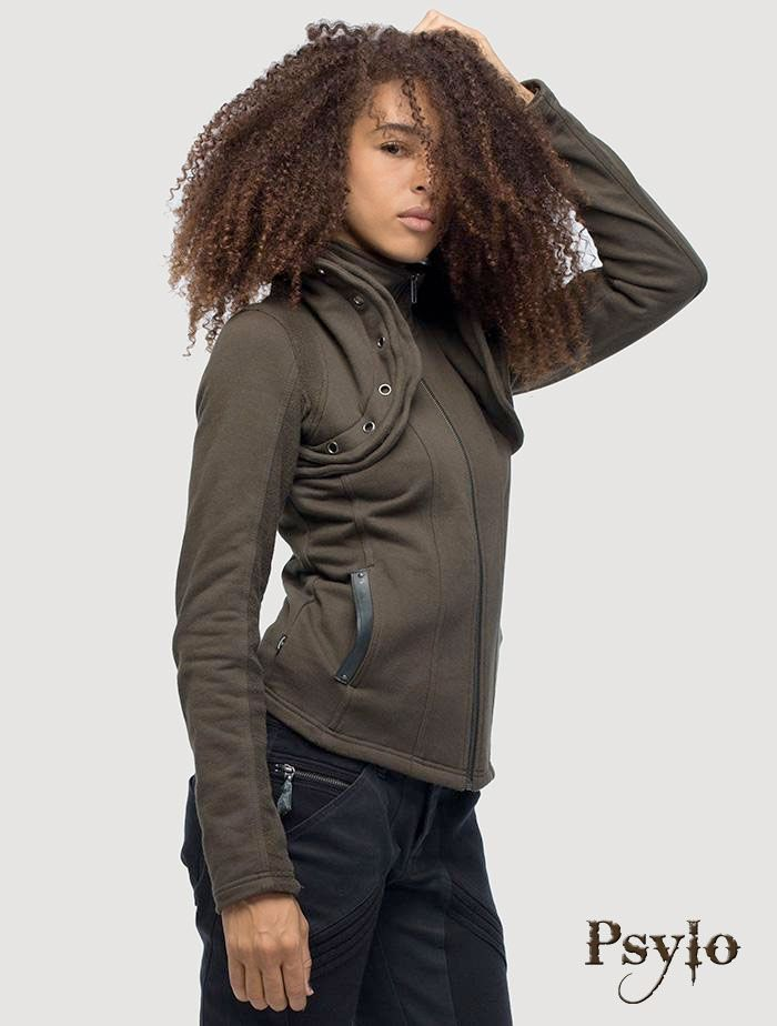 New Nomadic Street Style Looks from Psylo - Mahayana Jacket