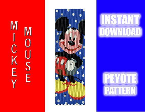 Peyote Pattern / Beading Pattern / Tutorial by DragonsLairPatterns, £1.85