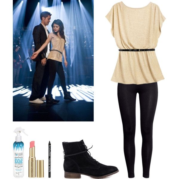 Mary Santiago- Another Cinderella Story by televfashion on Polyvore  featuring polyvore, fashion, style