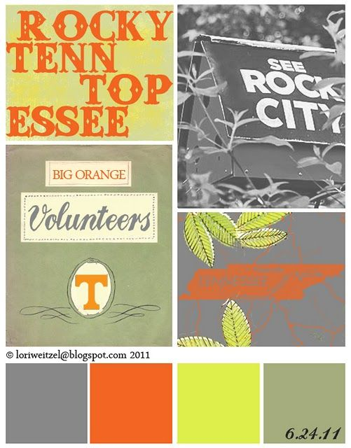 tennessee colors