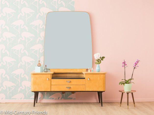 Vintage Kommoden - Zauberhafte Frisierkommode, 50er, 60er, Kommode - Ebay Kleinanzeigen Küchenschrank