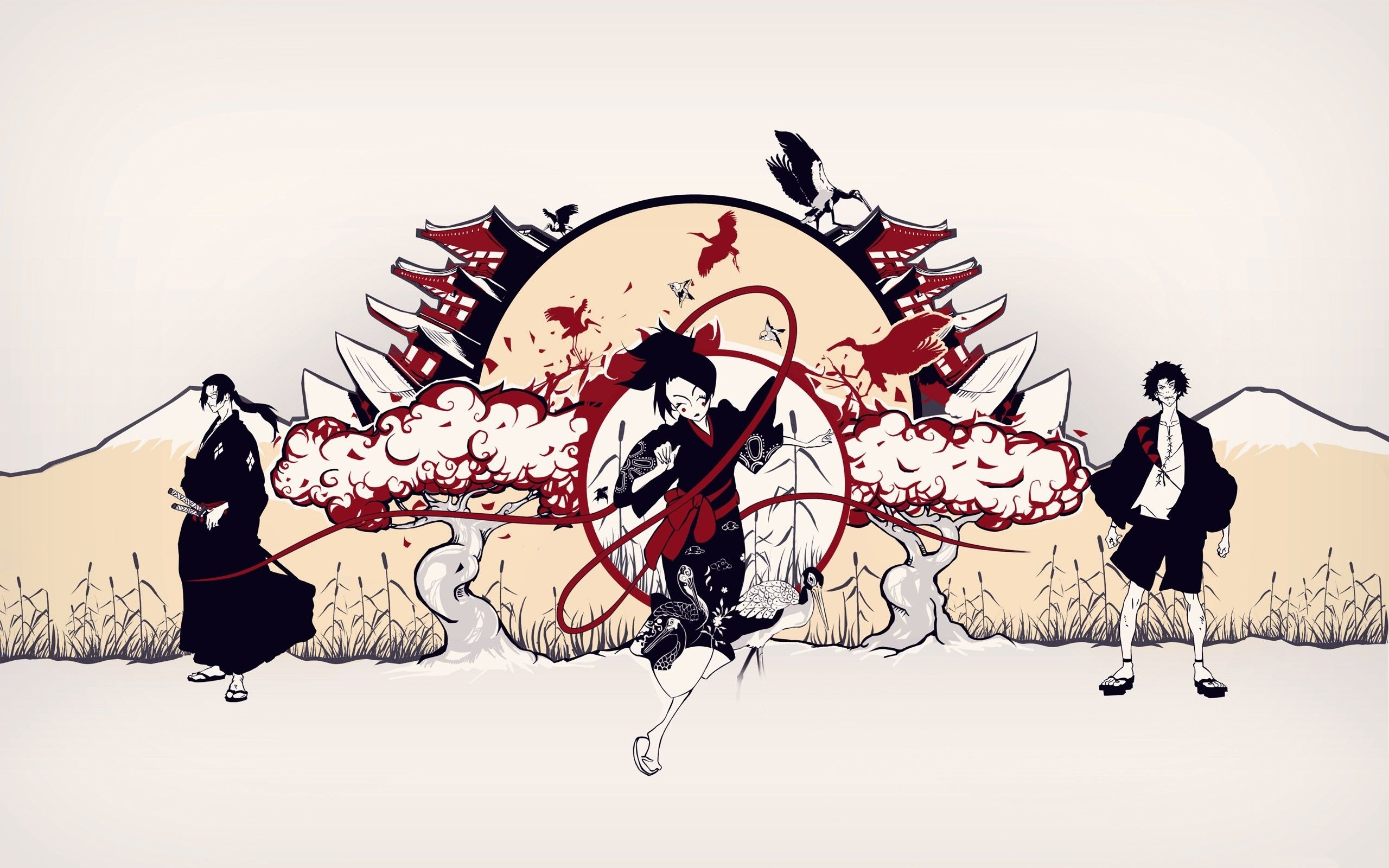 2560x1600 Explore Hd Wallpaper Wallpapers And More Samurai Champloo Samurai Champloo Anime Manga Anime