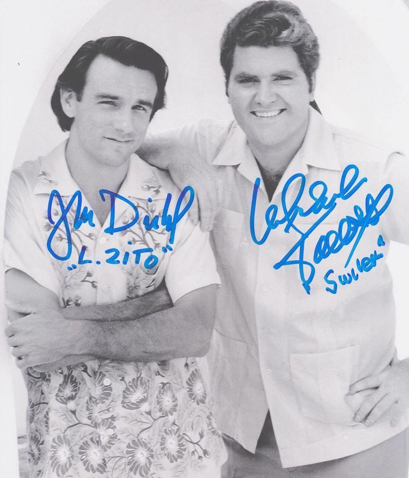 Larry Zito and Stan Switek