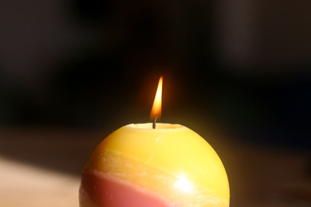 Light your candle to bring warmth and light into your house! Visit our website www.candelamica.com :)