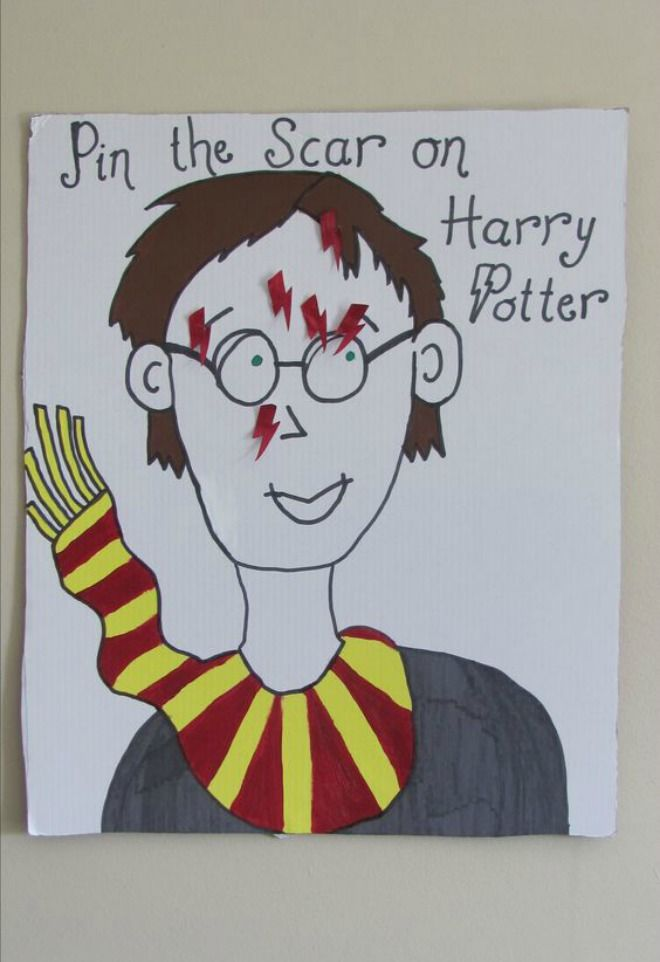 29 Harry Potter Crafts & Activities [easy]