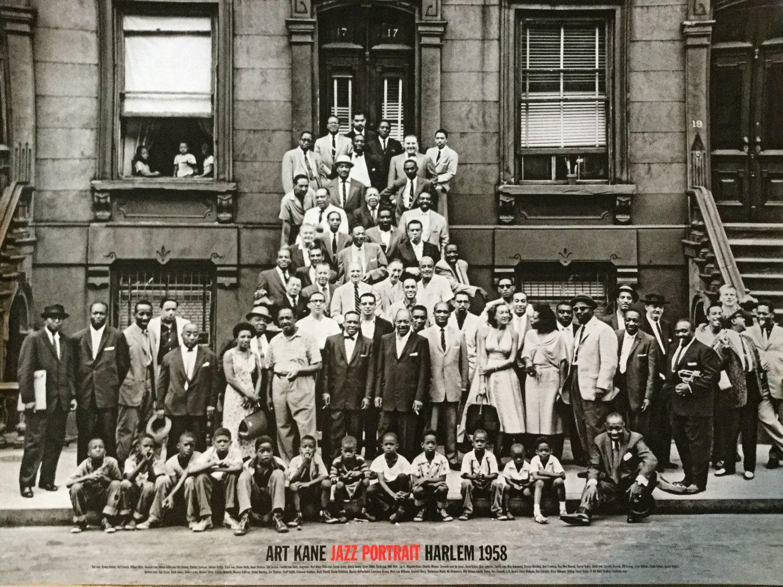 Jazz Portrait Art Kane African American Art Print 35x24
