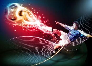 Free 3d Soccer Wallpaper Download The Free 3d Soccer Wallpaper Soccer Backgrounds Soccer Players Football Wallpaper