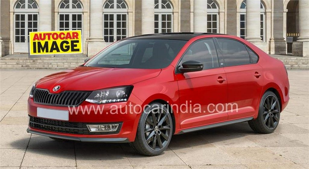 Skoda Rapid Monte Carlo Edition India Launch Soon Best