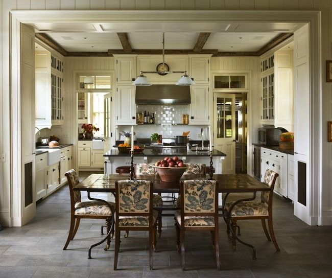 The Great American House  American Houses Kitchens And House Magnificent House With No Dining Room Inspiration Design