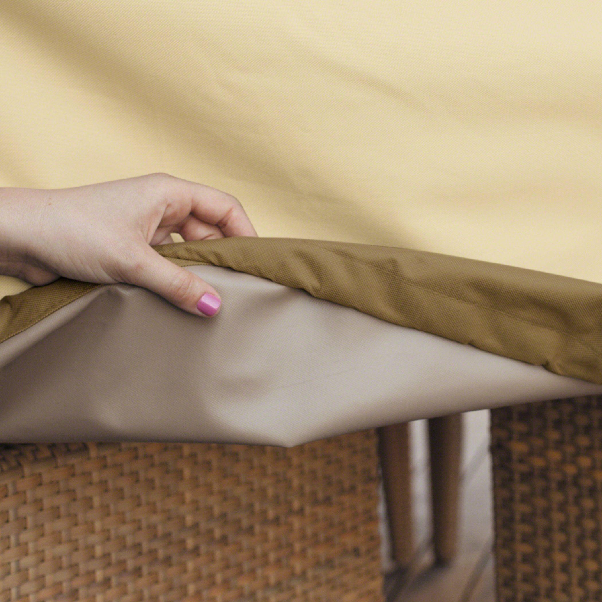 Classic Accessories Veranda Patio Lounge Chair Club Chair Cover