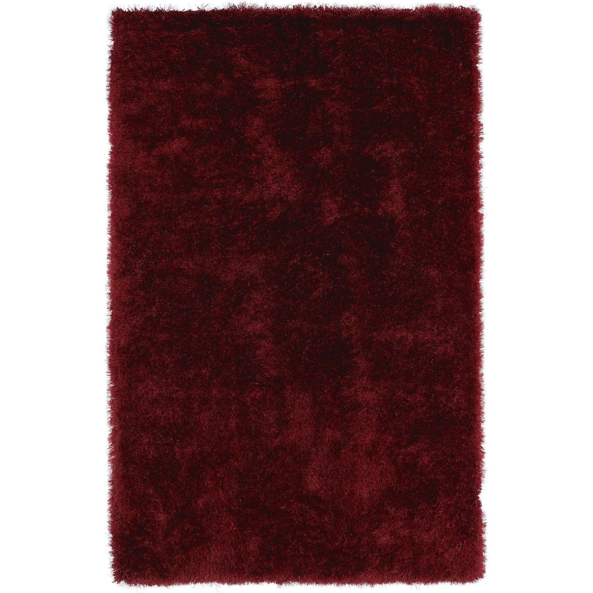 kaleen rugs posh collection psh0106 brick shag rug