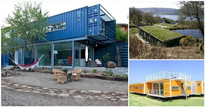 A Shipping Container Costs Around $2K But Itu0027s What These People Did With Them Thatu0027s Awesome. & A Shipping Container Costs Around $2K But Itu0027s What These People ...