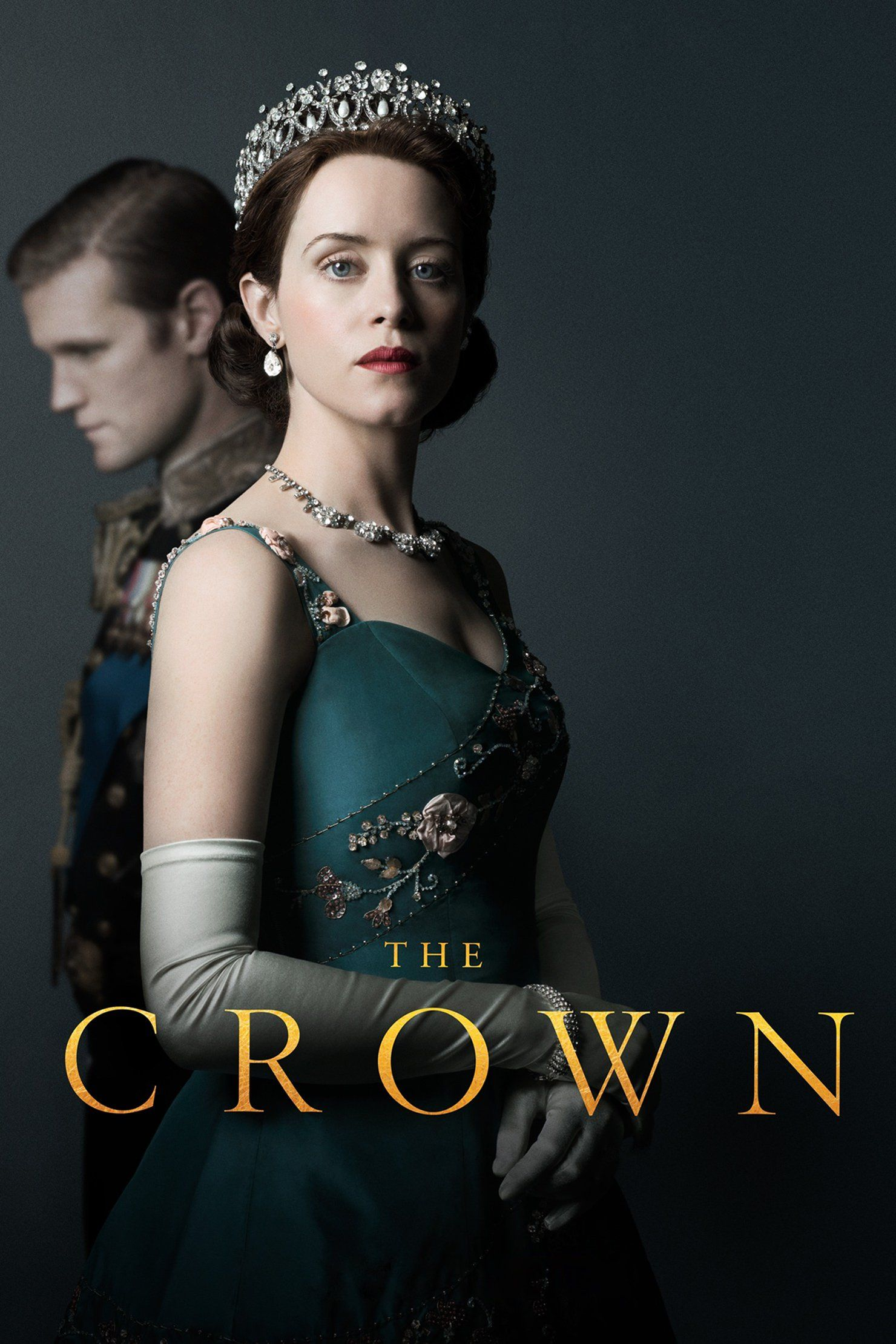 The Crown The gripping, decades-spanning inside story of Her