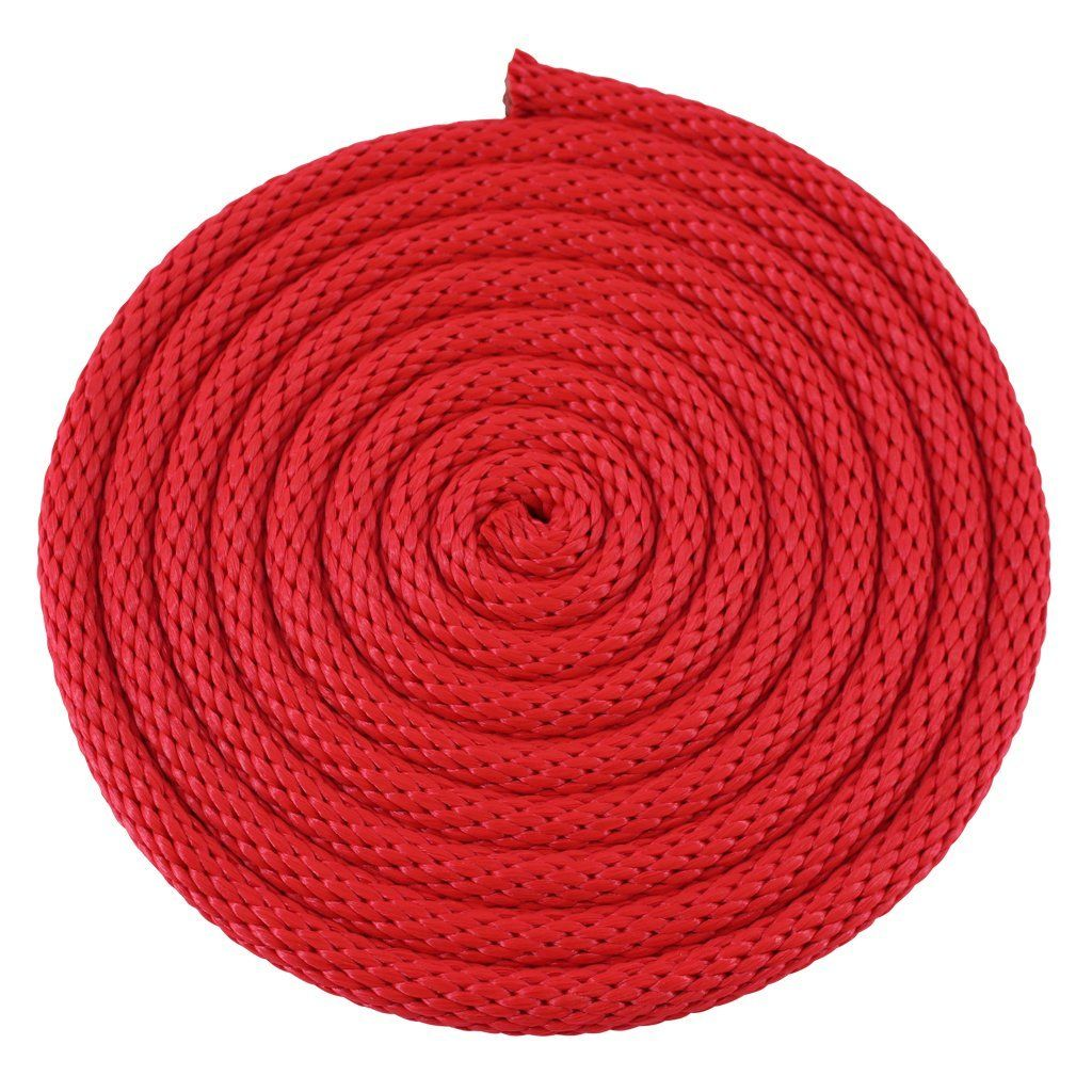 Amazon Com Sgt Knots Mfp Solid Braid Rope Derby Rope 1 4 Inch 5 16 Inch 3 8 Inch 1 2 Inch 5 8 Inch Several Colors Sizes Home Imp Rope Knots Derby