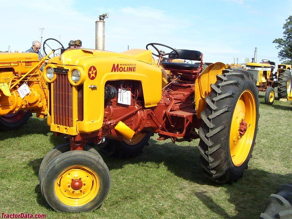 Minneapolis Moline 4 Star Minneapolis Moline Tractors