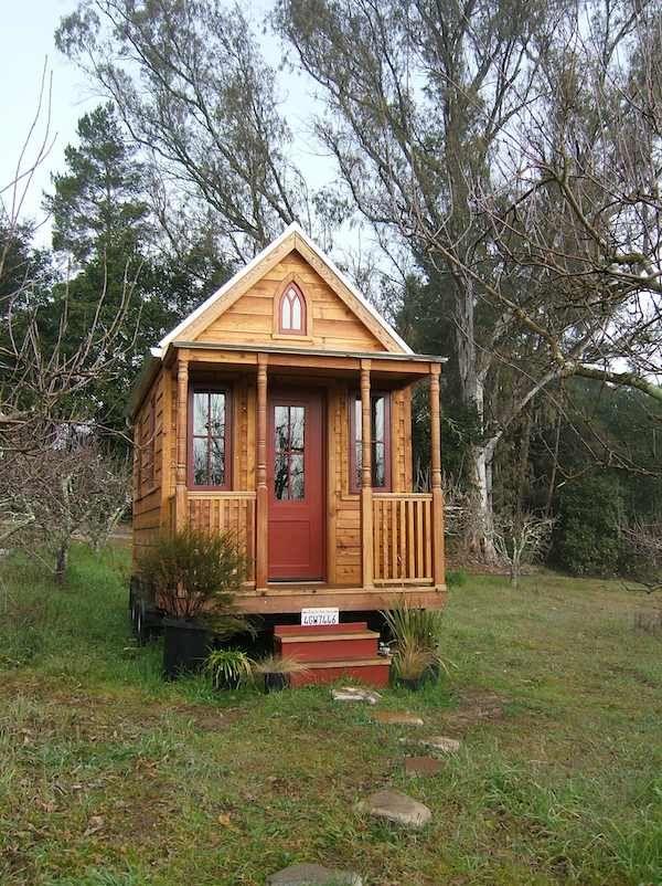 Tiny House Talk Small Space Freedom