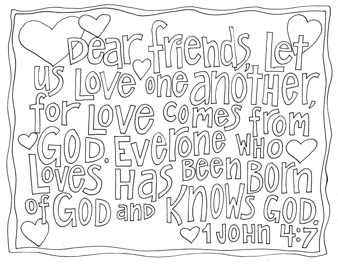 1 John 4 7