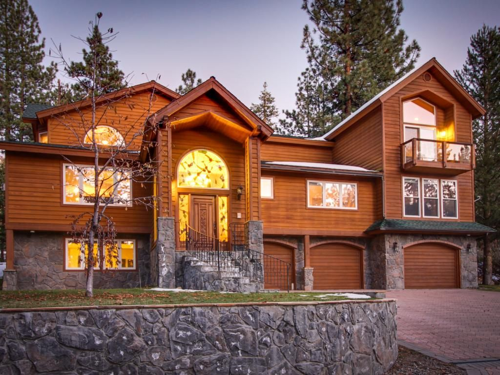 lake tahoe vacation rental redawning cozy property ca cabins in cabin rentals south