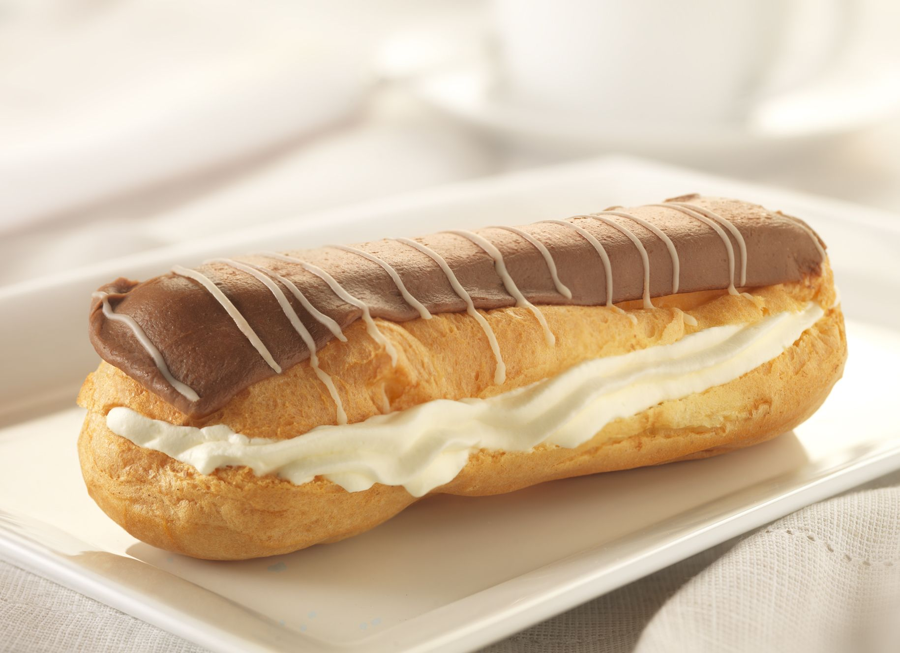 Chocolate Eclair Recipe Food Network