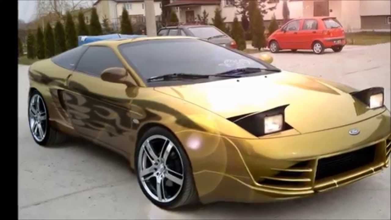 92 Ford Probe Body Kits Google Search Ford Probe Ford Probe Gt Ford
