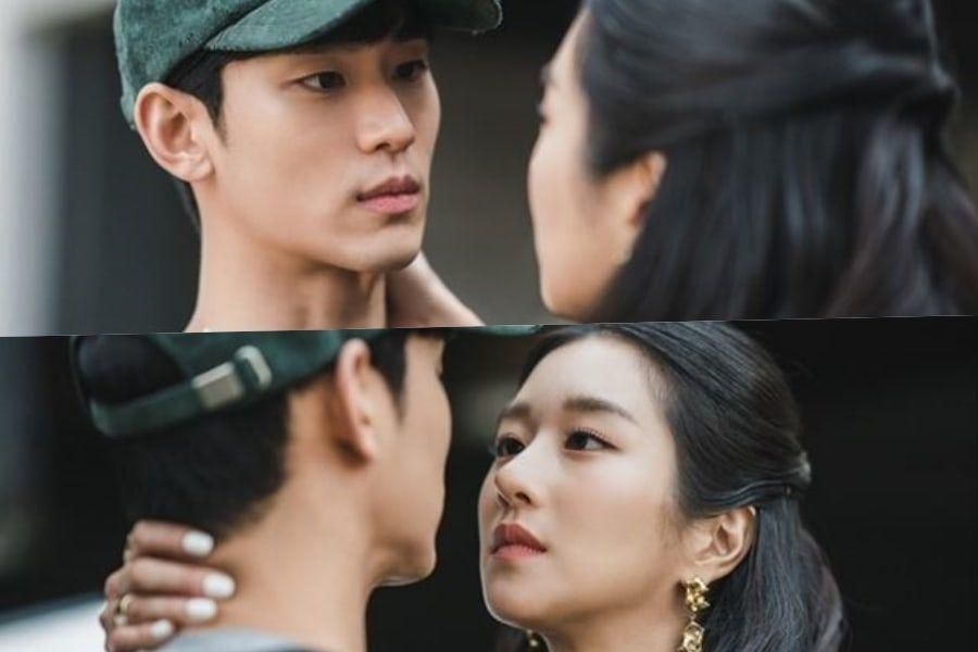 "Kim Soo Hyun And Seo Ye Ji Showcase Peculiar Chemistry With Unique Embrace In ""It's Okay To Not Be Okay"""