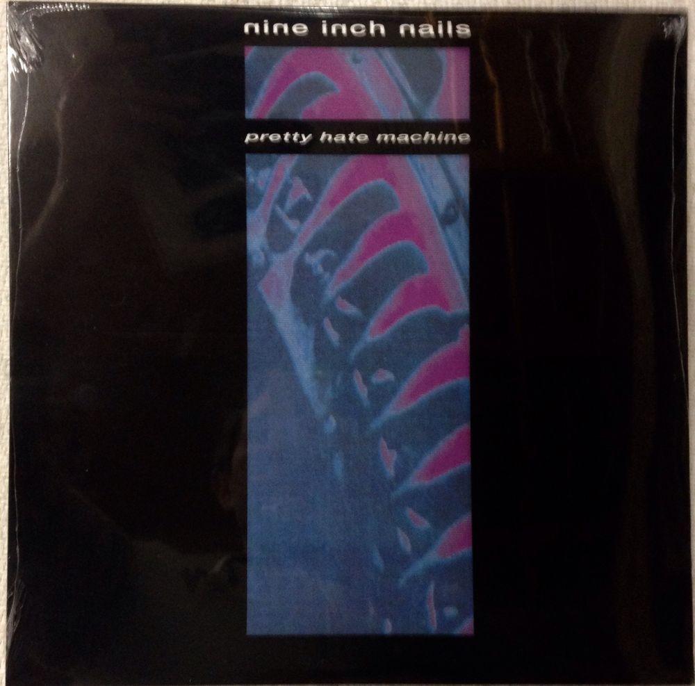 Nine Inch Nails - Pretty Hate Machine LP [Vinyl New] NIN Head Like A ...