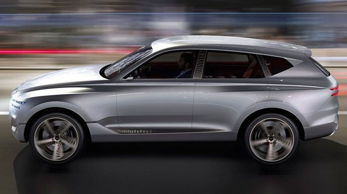 The New Genesis Suv G80 Sedan Was Following Primary One By End Of 2016 Will Existing Its Third Creation G70 Model