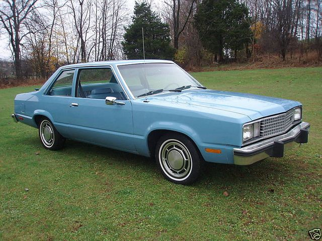 Ford Fairmont Door Sedan S Etc Usa Cars