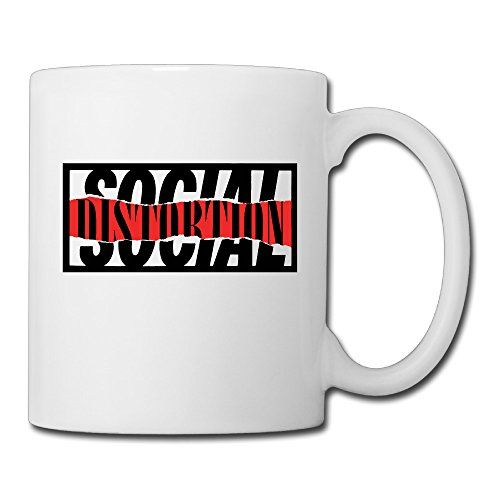 PUHO Rock Punk Heavy Metal Social Band Coffee Cups  Mug Customized * You can find more details by visiting the image link.Note:It is affiliate link to Amazon.