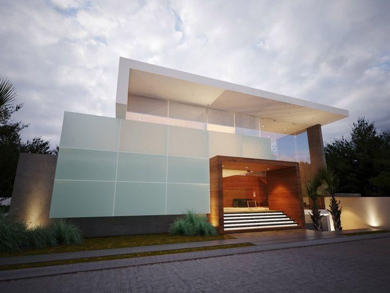 Residencial Arquitecture Pinterest Arquitectura