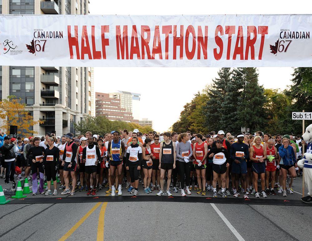 13.1 Tips For Running Your Best Half Marathon - Great info for running your first half marathon.