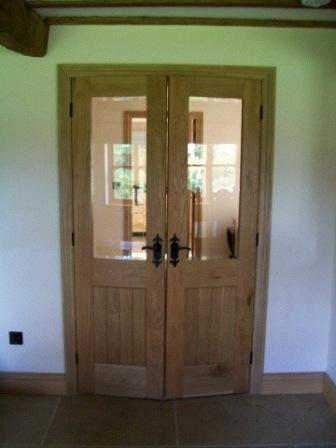 Internal Oak Half Glazed Doors Forever Home Pinterest Doors
