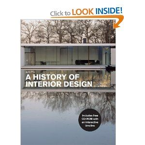 A History Of Interior Design By John Pile