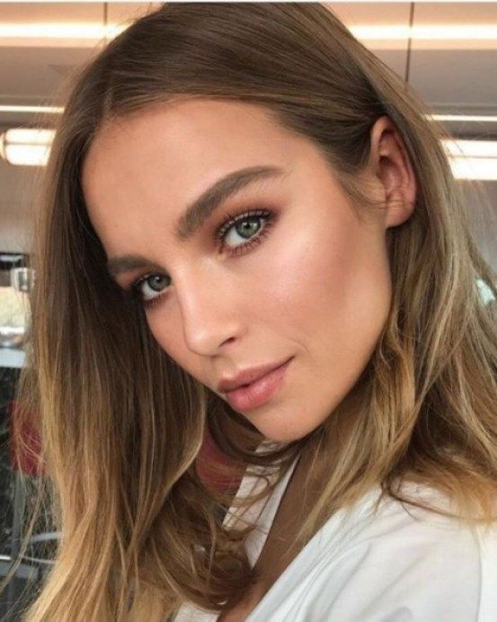 Natural Wedding Makeup That Will Grab Attention - Society19 UK