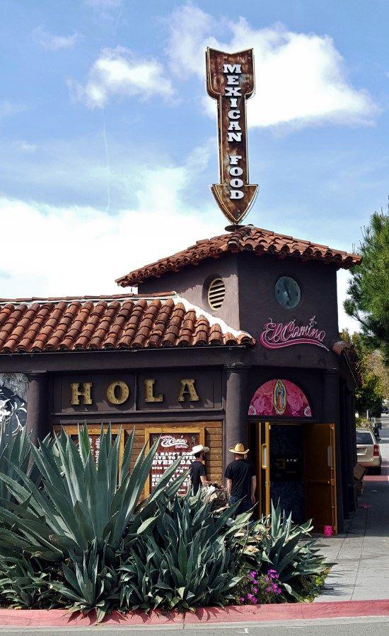 El Camino Restaurant San Diego Mexican Food Little Italy