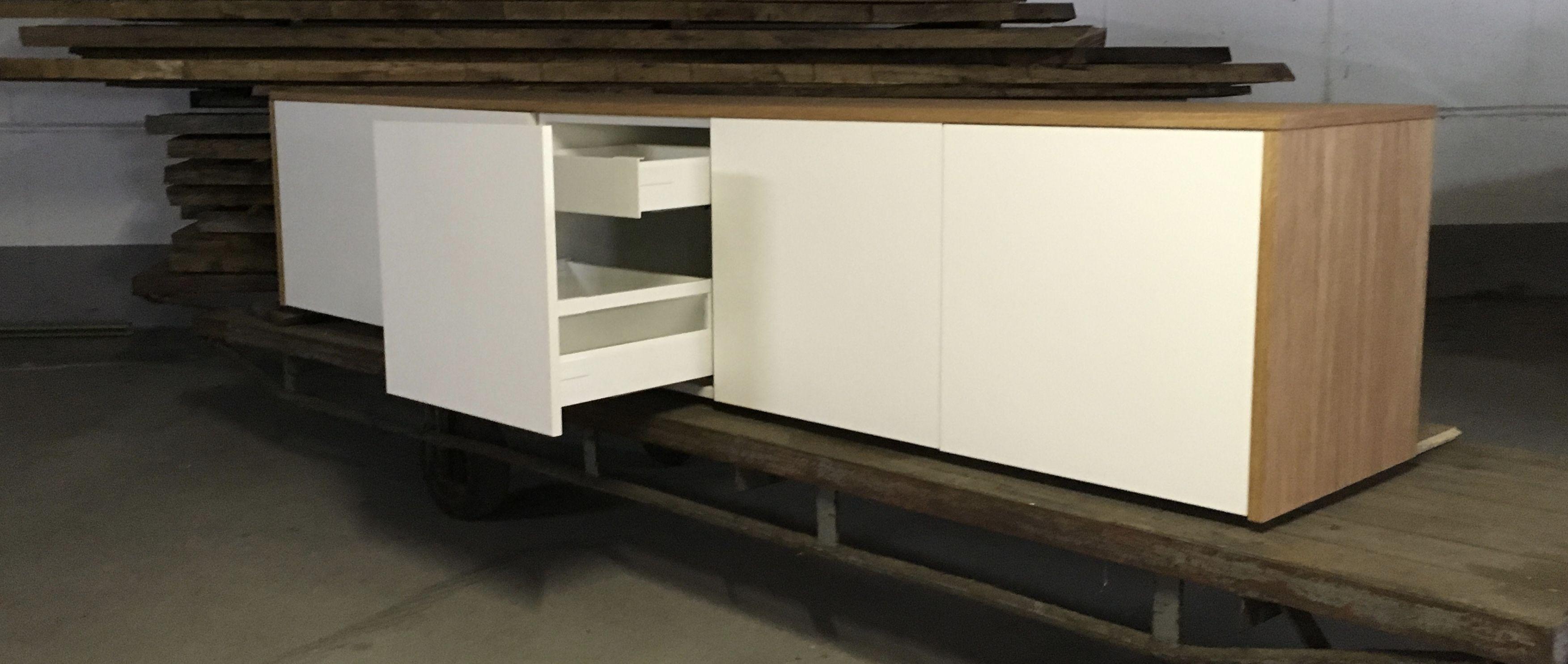 Zirikote Furnier Schrank | Referenzen Raumstark | Pinterest | Loft ...