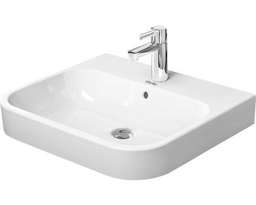 duravit möbelwaschtisch happy d.2 60cm weiß 2318600000, Badezimmer ideen