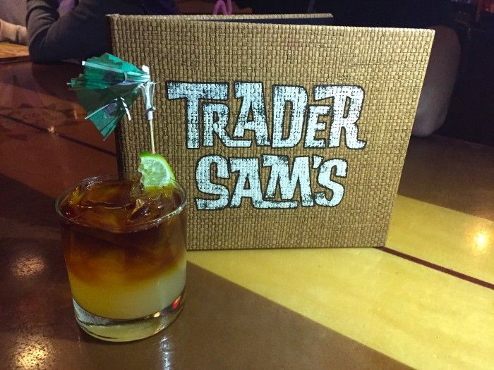 25 Days Of Christmas Day Fif Dark Tropical Stormy At Trader Sam S Grog