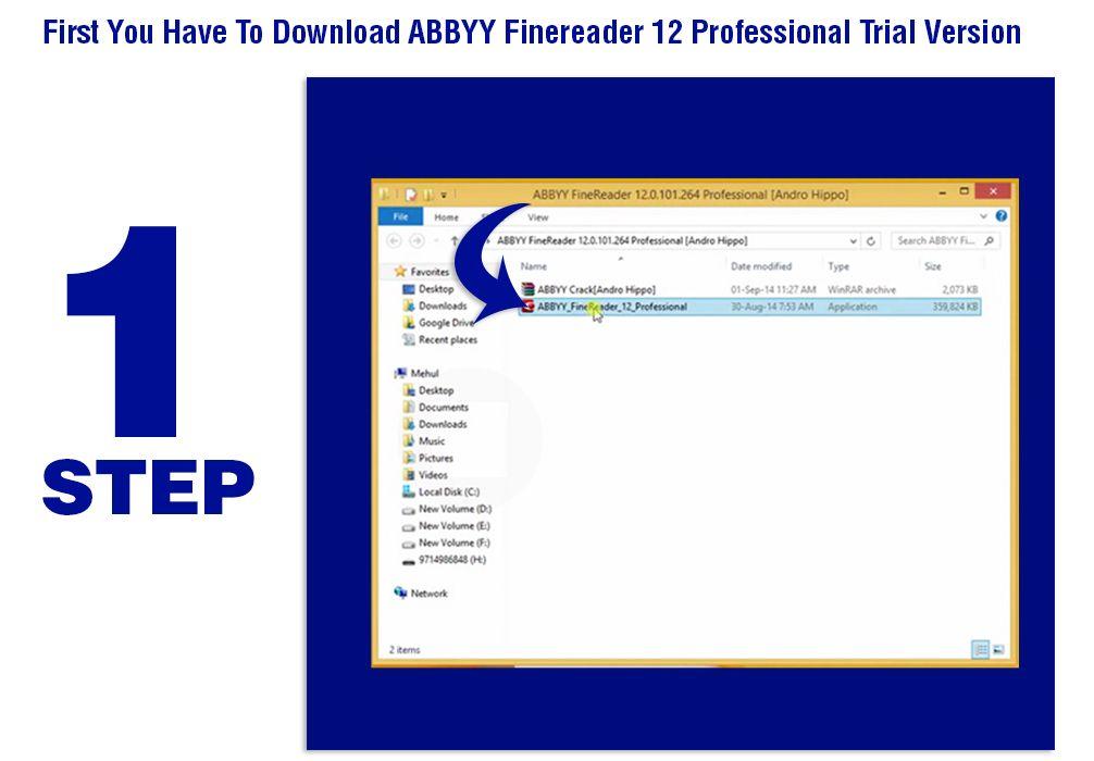 Abbyy Finereader Professional 12 Ocr