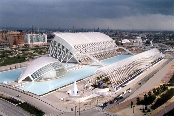 Dzunyck Com Ciudad De Las Artes Arquitectura De España Ciudades