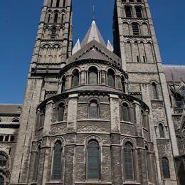 ©Ko Hon Chiu Vincent - Belgium - Province of Hainaut, Wallonia Region - Notre-Dame Cathedral in Tournai